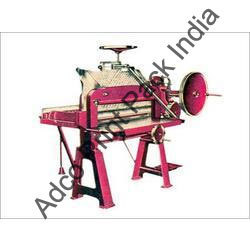 Round Ring Cutting Machine