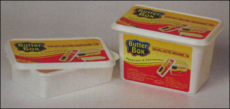 Butter Containers