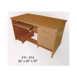 Office Cum Computer Table (FTI-014)