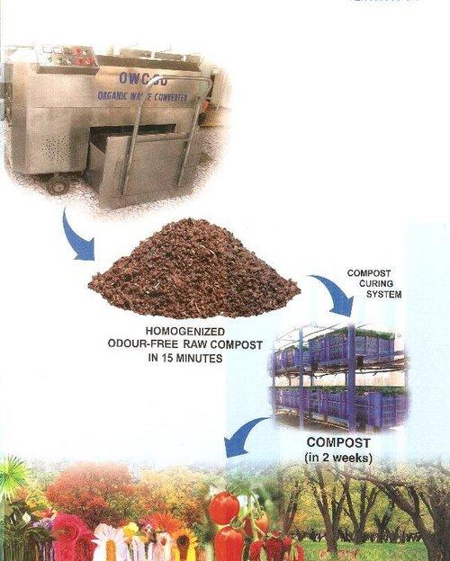 owc 60 composting machine