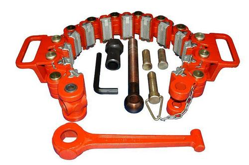 "Safety Clamps (3 3/4""-4 5/8"")"