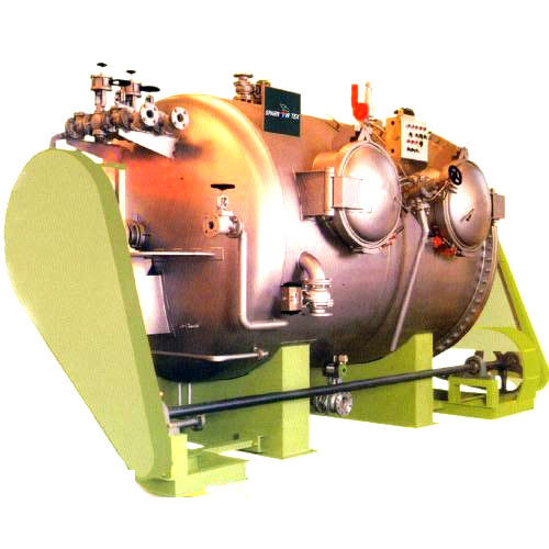 Rotary Drum Washer Machine
