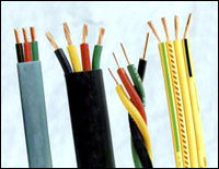 Flat Cables for Submersible Pump Motor