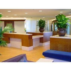 Commercial Interior Designing