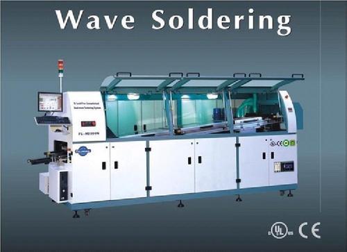 soldering wave machine