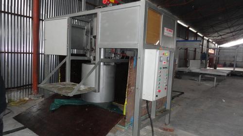 Batch Foam Machine Semi Automatic