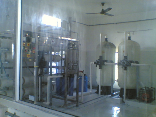 Water Treatment Plants Equipments