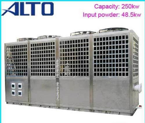 Commercial Pool Heat Pump (249kw, Stainless Steel Cabinet)