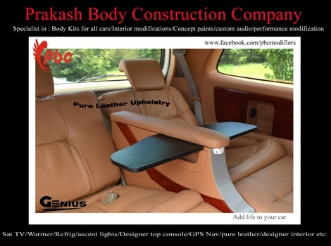 Specification Of Modified Innova Car This Modified Innova Car