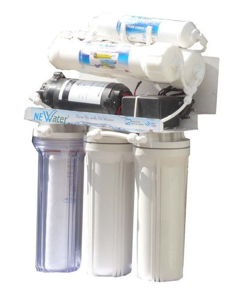 Eco Model Reverse Osmosis System 25LPH