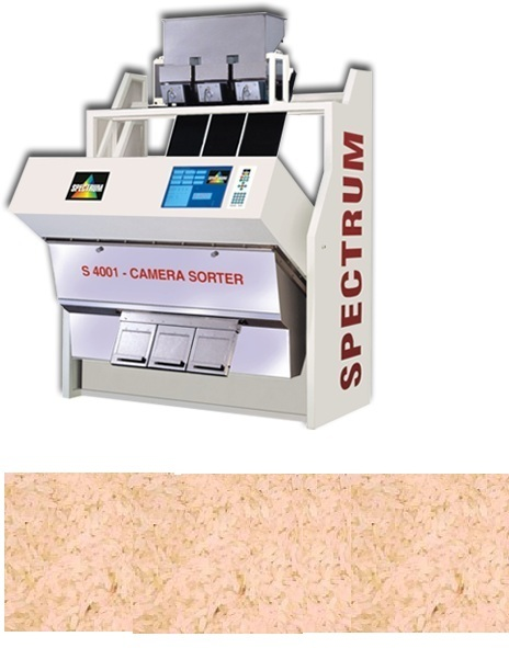 Spectrum Color Sorting Machines