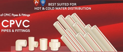Cpvc pipe and fittings in hissar haryana india for Cpvc hot water