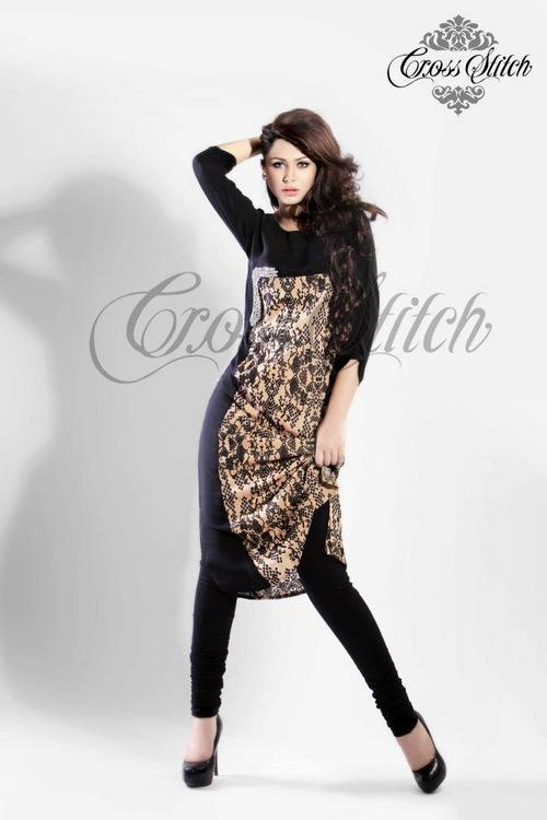 Pakistani Suit Cross Stitch