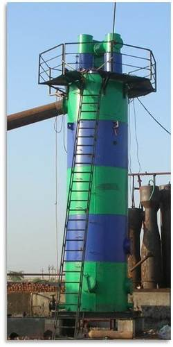 Electrostatic Tar Precipitator