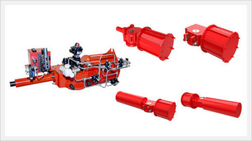 Heavy Duty Actuators