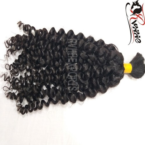 Virgin Indian Remy Bulk Human Hair