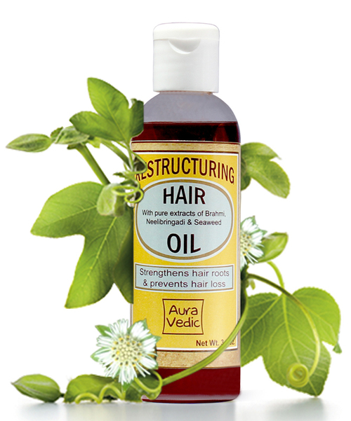Ayurvedic Restructuring Hair Oil