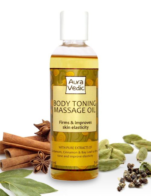 Ayurvedic Body Toning Massage Oil