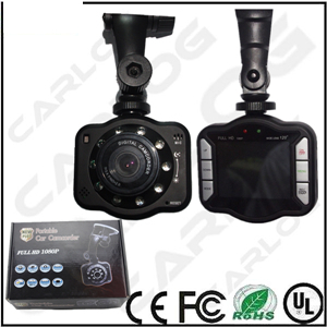 Ambarella 1080P Full HD Car Date Secure With IR Cut Filter Switch IR Night Vision H.264