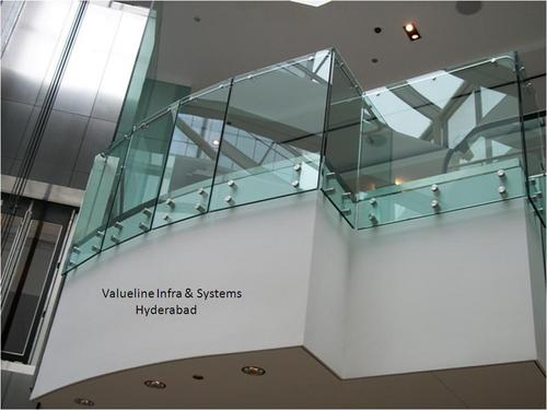 Glass Railings Office