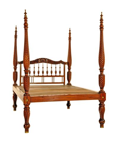 Dutch Colonial Bed In Mumbai Maharashtra India