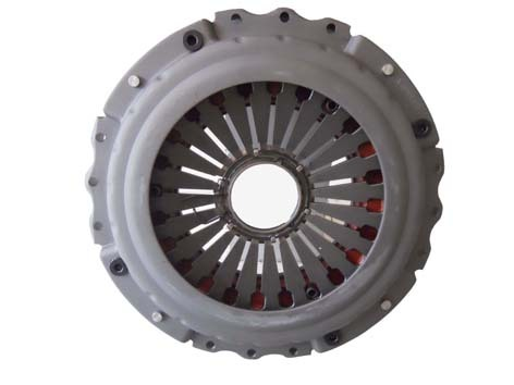 Clutch Cover And Pressure Plate Assembly
