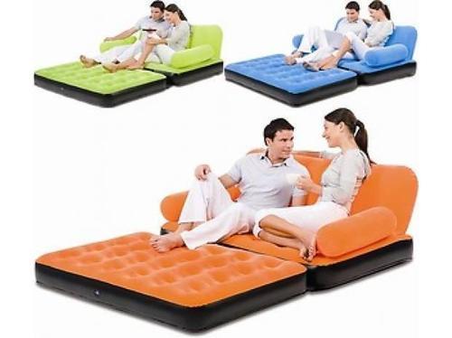 In 1 Air Sofa Cum Bed-Velvet Look in New Delhi, Delhi, India