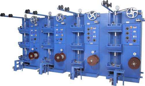 Automatic Wire Winding Machinery