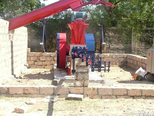 Agro Waste Briquetting Machine
