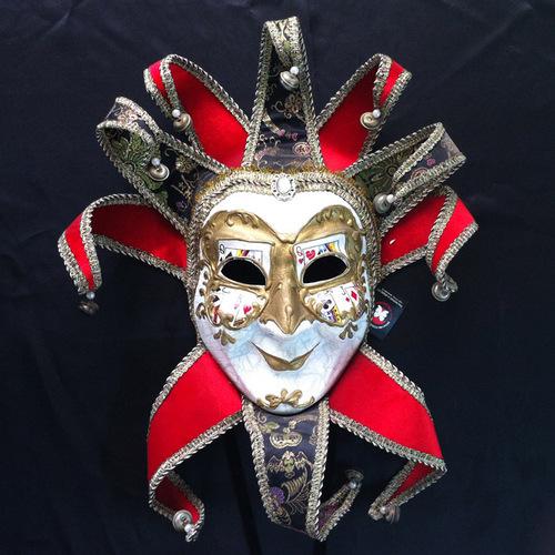 Italy Venice Carnival Full Face Mask