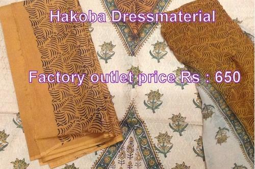 Block Printed Hakoba Cotton