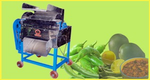 pickles making machine