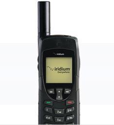 Iridium 9555 Handheld Satellite Phone
