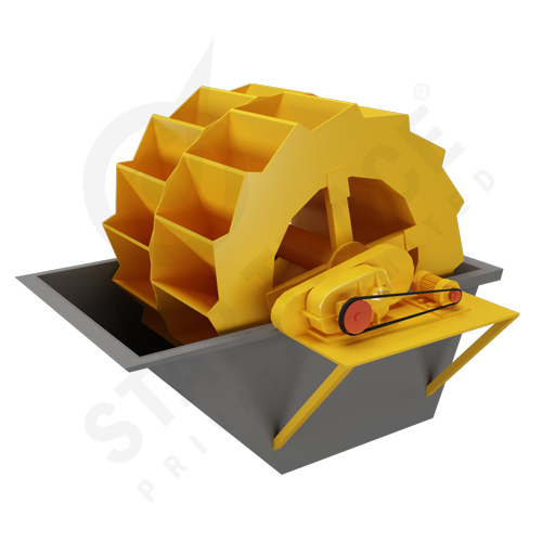 Industrial Sand Washer