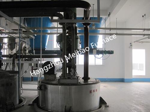 Detergent Plant Chemical Dosing Pot