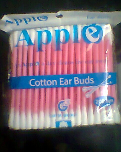 Cotton Ear Buds