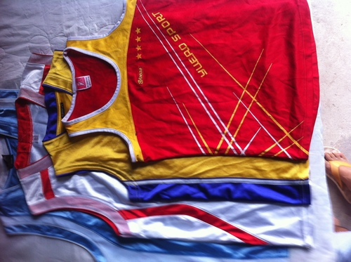 Used Clothing Sports Wear
