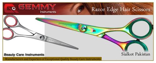 Razor Edge Hair Scissors