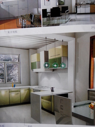 sleek design modular kitchen in vadodara gujarat india param associates. Black Bedroom Furniture Sets. Home Design Ideas