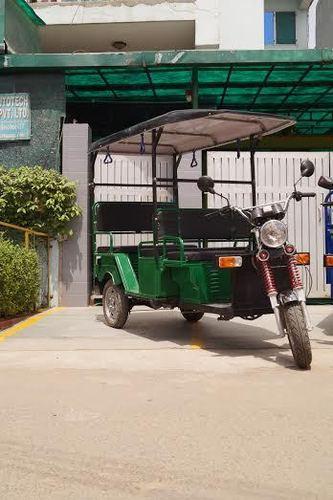 E - Rickshaw