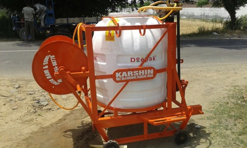 Karshin Tractor Mounted Sprayer