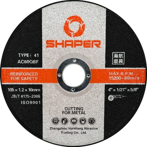 Power Tool Cutting Off Disc