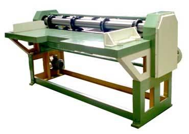 4-Bar Rotary Creasing Machine