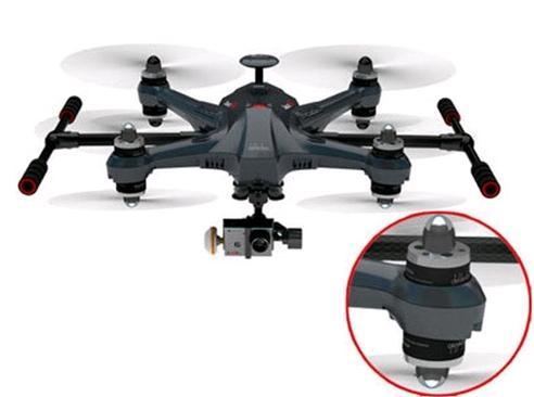 Walkera Scout X4 Carbon Edition Rtf For Gopro Wlkscoutx4fpv3