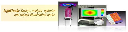 Cost Effective LightTools Software