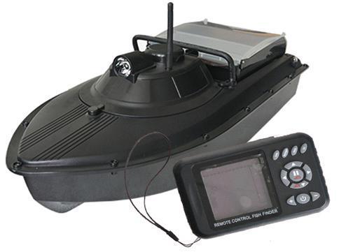 радиоуправляемый кораблик для рыбалки jabo