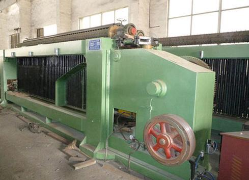 Stone Cage Construction Foundation Large Hexagonal Wire Mesh Machine