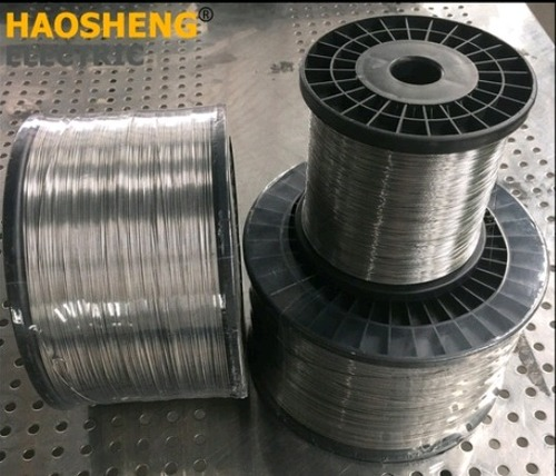 Top Range Electrical Heating Element Alloy Wires Stable