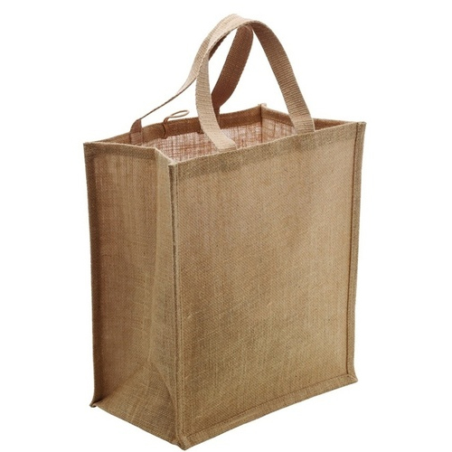 Hessian Shopping Bags