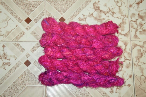 Saree Silk Yarn